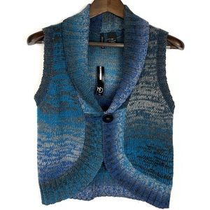 New Directions Sweater Vest Size PM NWT
